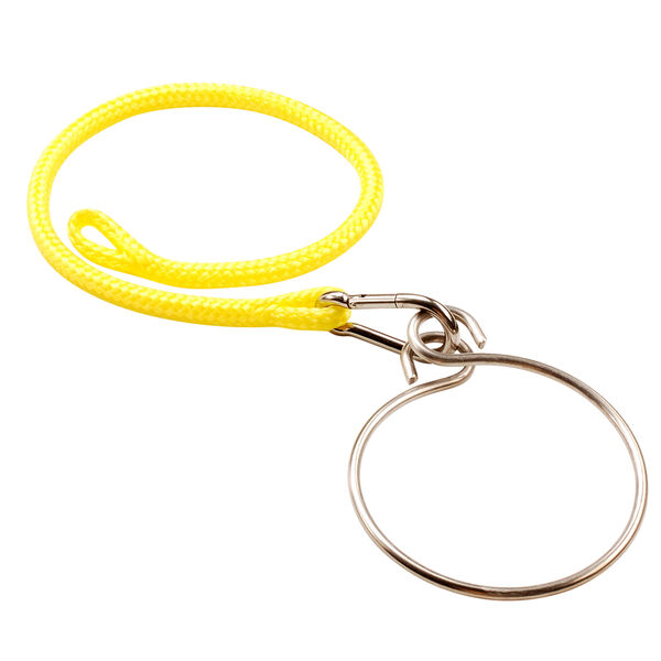 Anchor Ring Anchor Retrieving System, Ring and Assembly