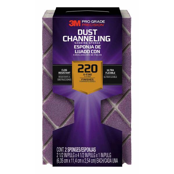 3M Pro-Grade Dust-Channeling Sanding Sponge