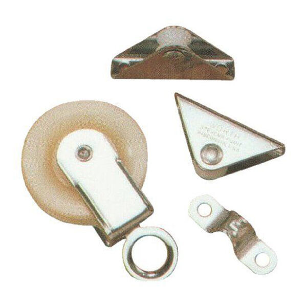 Worth Swivel Pulley And Line Guide Kit
