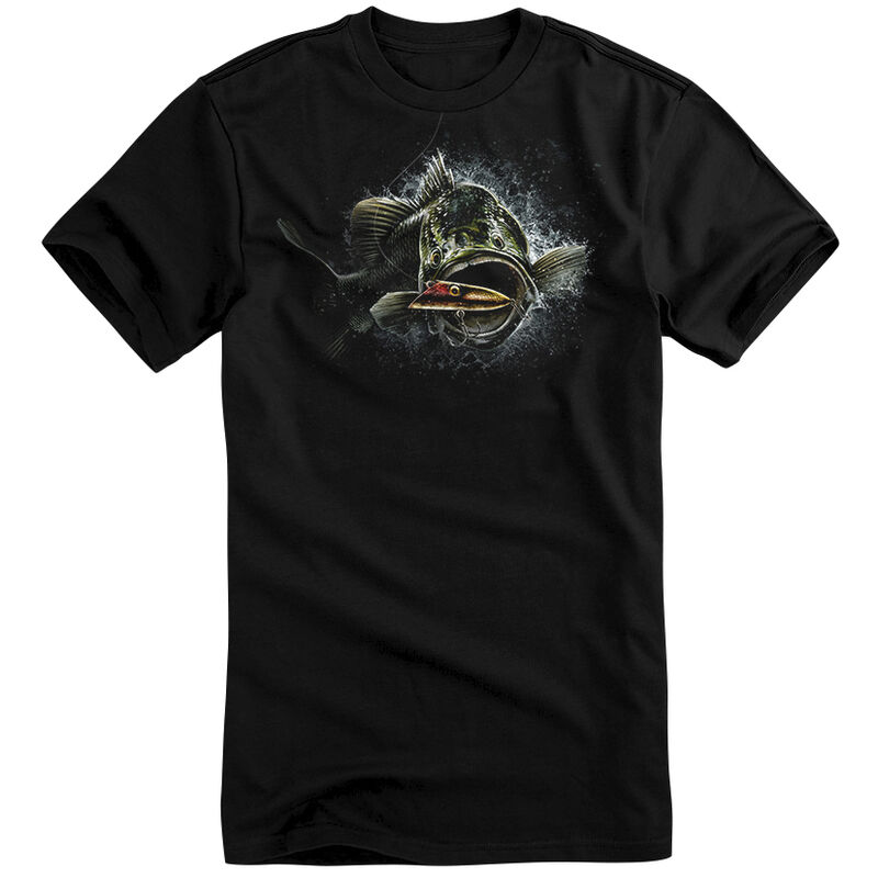 Fin Fighter Men's Attack Short-Sleeve Tee image number 1