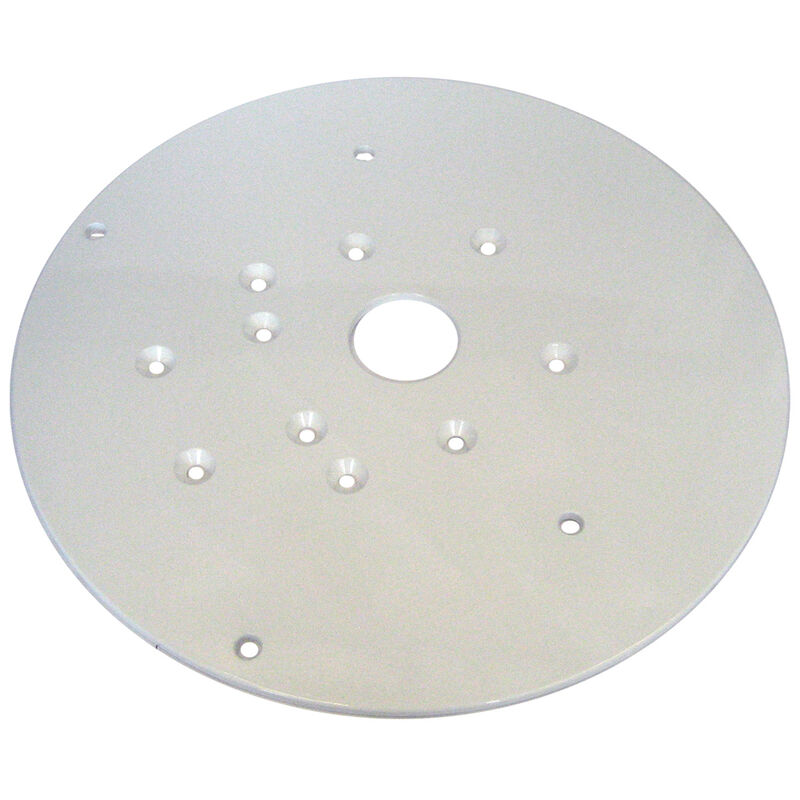 Edson Vision Series Mounting Plate For Garmin Radar Domes image number 1