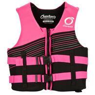 Overton's Women's BioLite Life Jacket With Flex-Fit V-Back - Pink - M