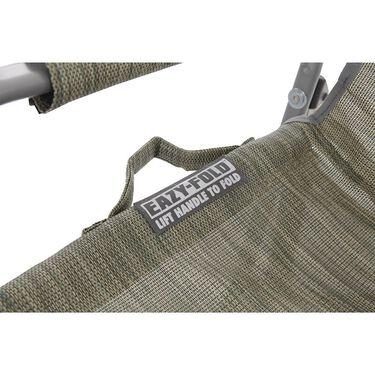 Mesh Folding Rocker, Green