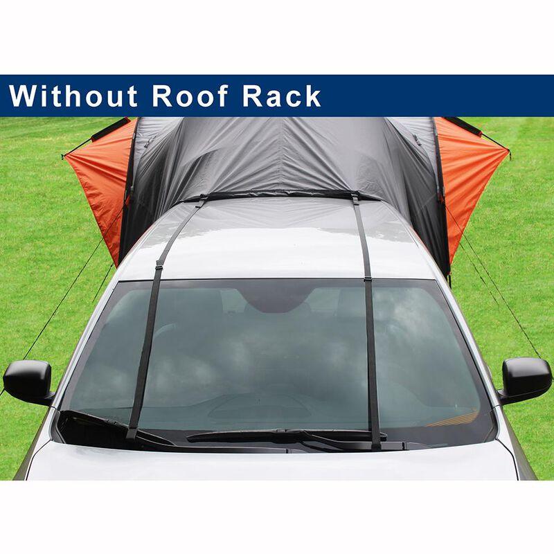 SUV Tent, Orange image number 7