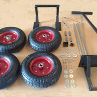 Hitch-N-Go Cart Wheel Kit