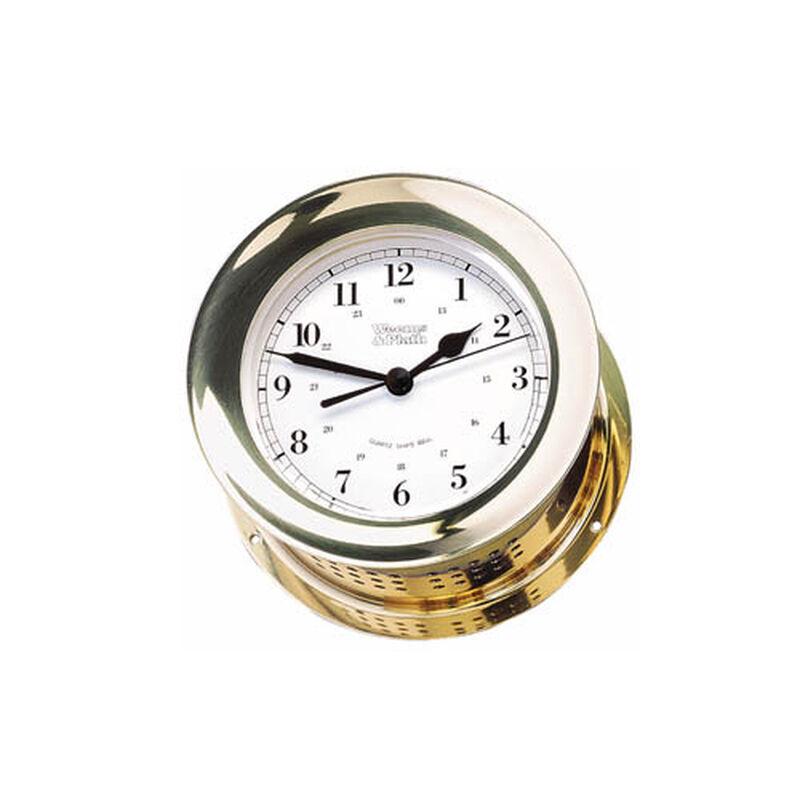 Atlantis Quartz Ship's Bell Clock image number 1