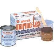 Marine-Tex 1-lb. Repair Kit, White