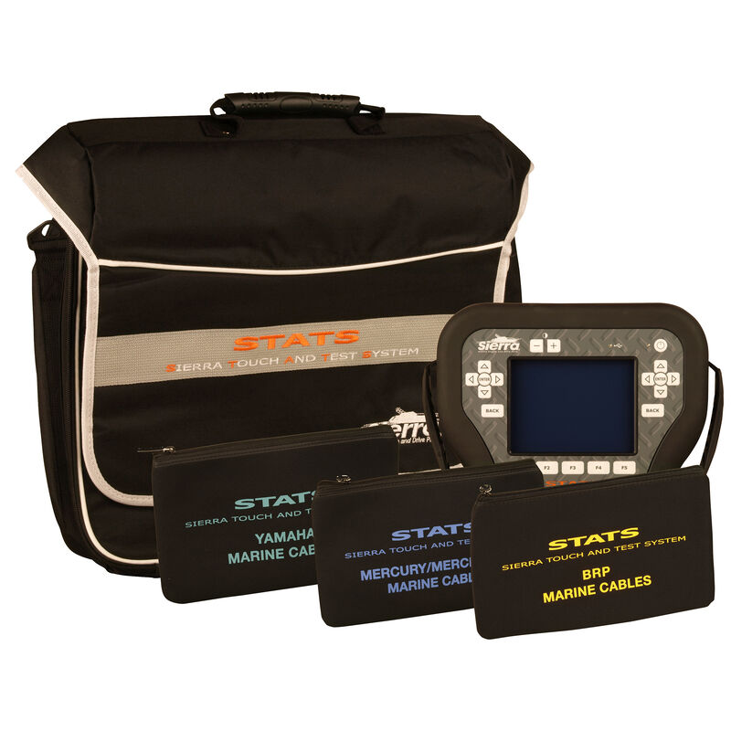 Sierra STATS Complete Diagnostic Kit For Mercury Marine, Sierra Part #18-SD103 image number 1