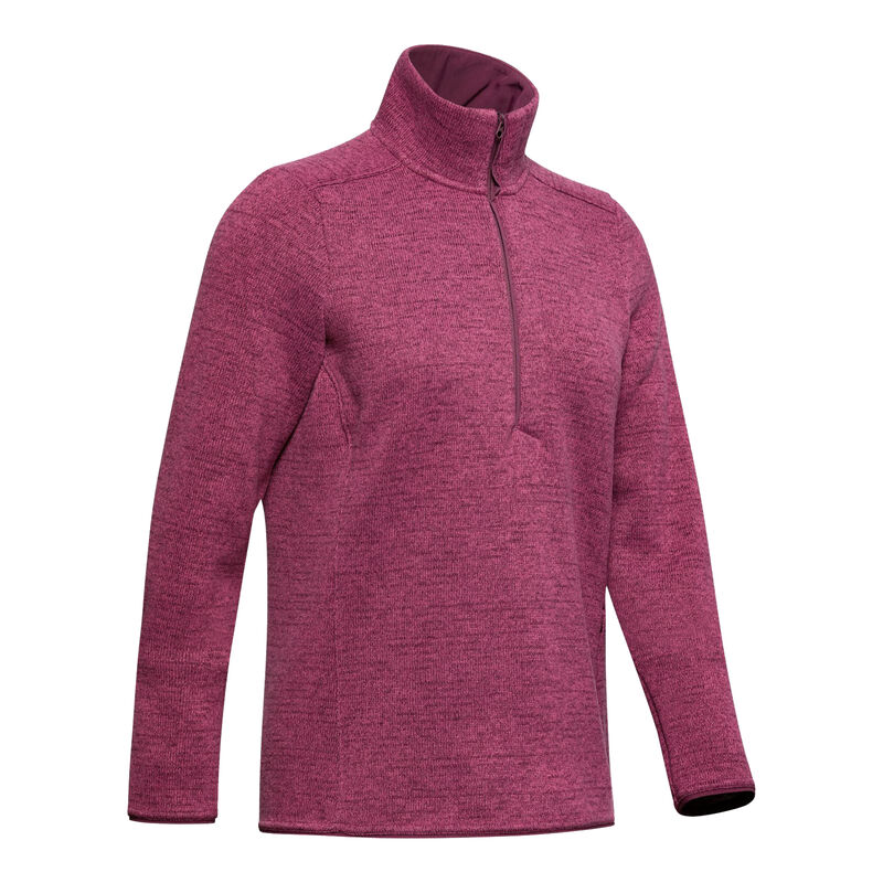 Under Armour Women's Wintersweet 2.0 Half-Zip Pullover image number 4