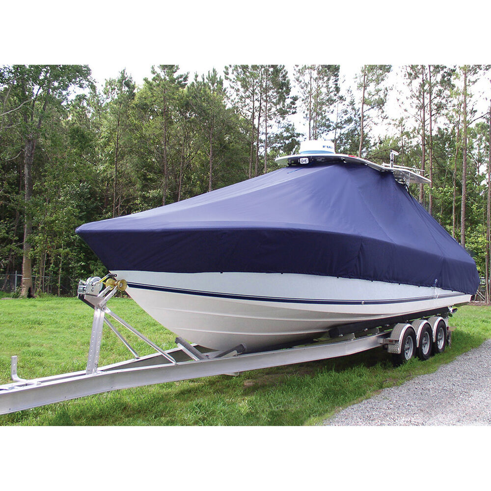 Taylor Made T Top Boat Cover For Scout 225 Xsf