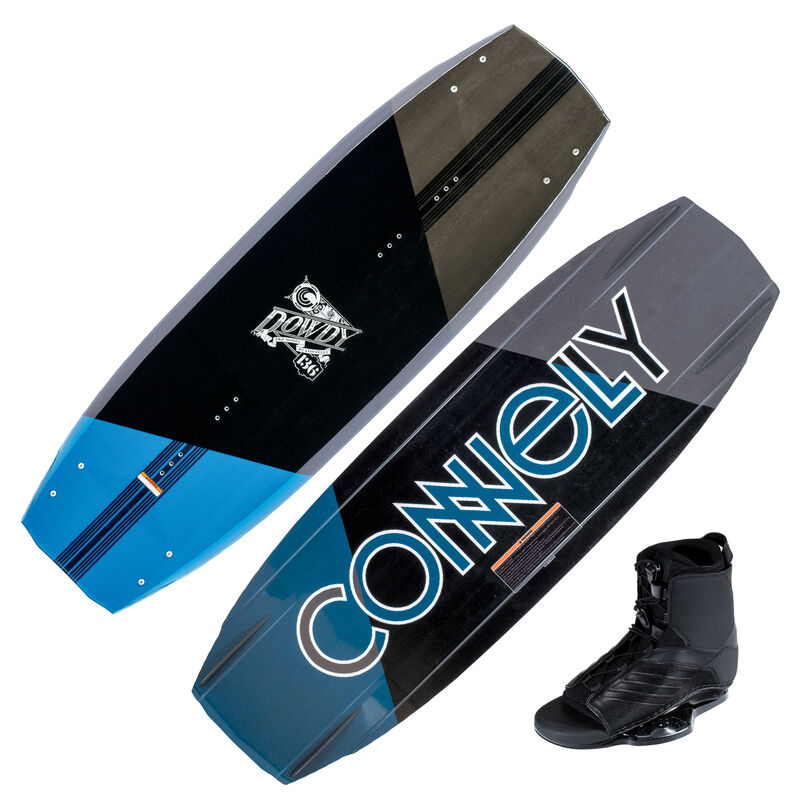 Connelly Dowdy Wakeboard With Draft Bindings image number 1