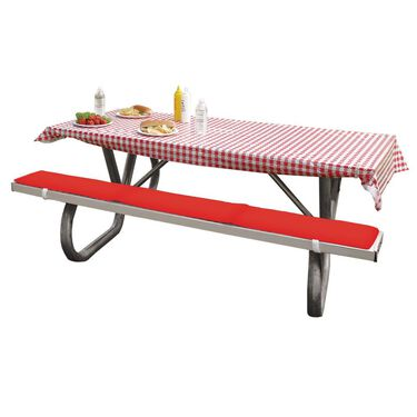 Picnic Bench Pads, 2-Pack