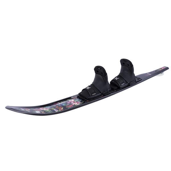 HO Women's Omni Slalom Waterski With Double Animal Bindings