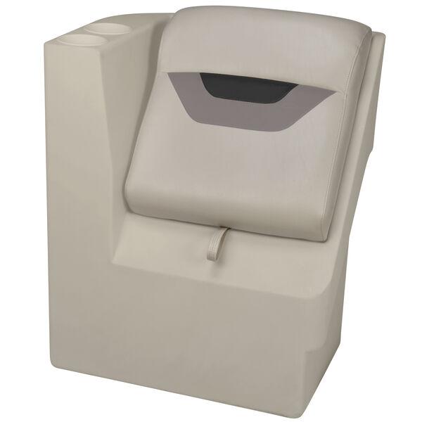 Toonmate Designer Pontoon Right-Side Lean-Back Seat