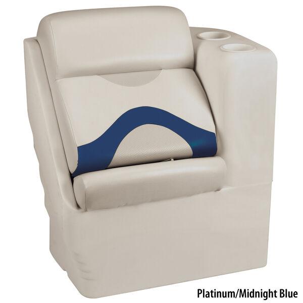 Toonmate Premium Lean-Back Lounge Seat, Left Side
