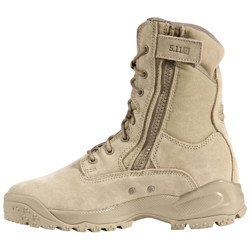 """5.11 Tactical Men's ATAC 8"""" Coyote Boot image number 2"""