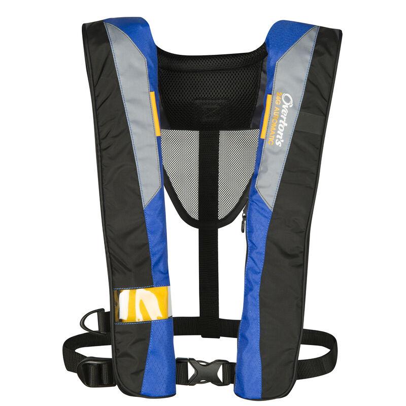 Overton's 24-Gram Slimline Elite XP Automatic Inflatable Life Jacket image number 2