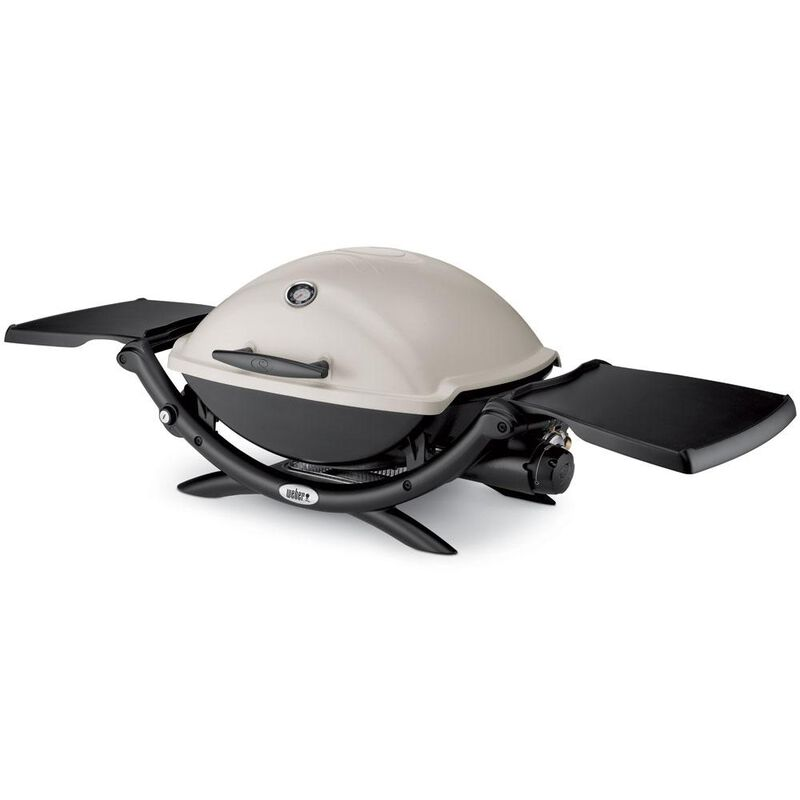 Weber Q 2200 Portable Gas Grill image number 2