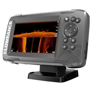 Lowrance HOOK2 5 Fishfinder/Chartplotter w/TripleShot Transducer & US/Can Nav+
