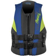 O'Neill Youth Reactor Life Jacket - Blue