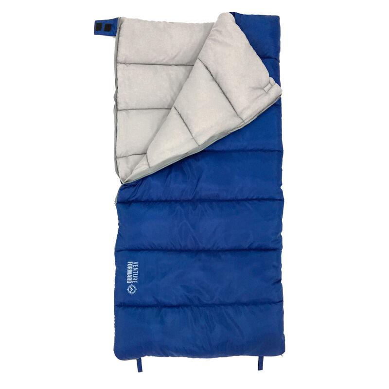 Venture Forward Youth Backyard 50° Rectangle Sleeping Bag image number 3