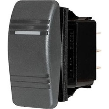 Blue Sea Systems Contura III Switch, DPDT ON-OFF-ON