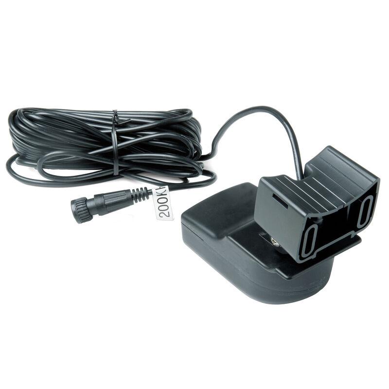 Garmin Intelliducer Transom-Mount Transducer image number 1