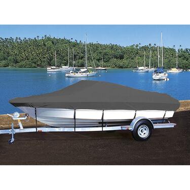 Trailerite Hot Shot-Coated Boat Cover For Grady White 180 Sportsman CC O/B