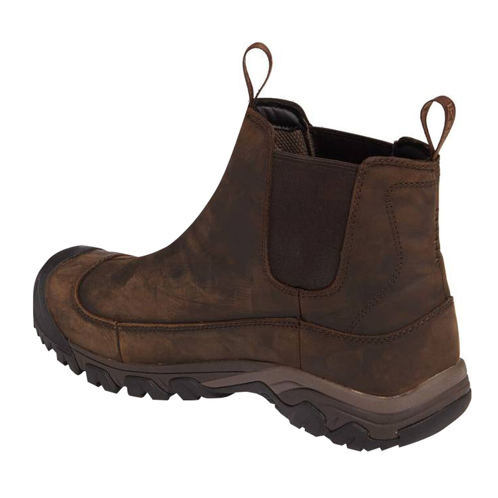 91123660dce KEEN Men's Anchorage III Waterproof Boot