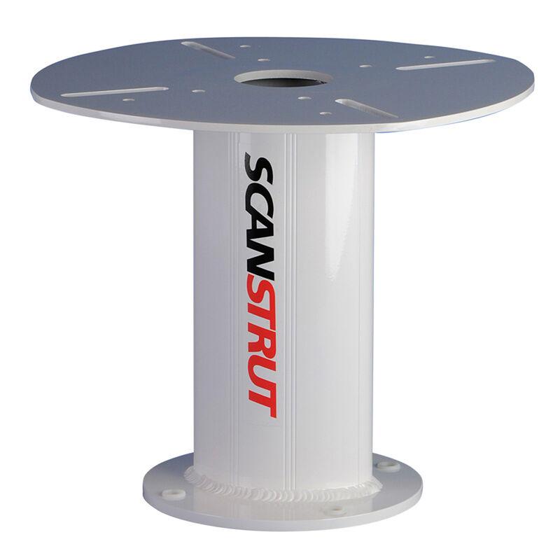 Scanstrut Aluminum Satcom PowerTower for 30cm and 40cm Antennas image number 1