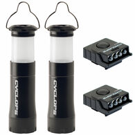 Cyclops Apollo Lantern Flashlight, 2 pk.