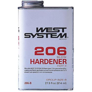 West System 206-B Slow Hardener, .86 qt.