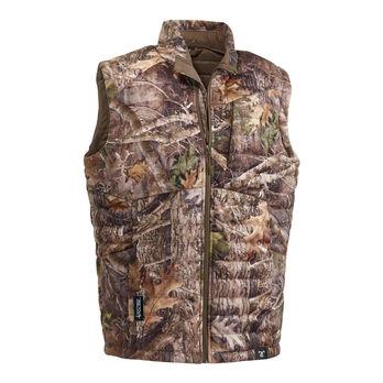 TrueTimber Men's Pulse TrueSuede Down Vest