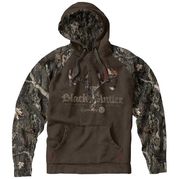 Black Antler Men's Brute Hooded Sweatshirt