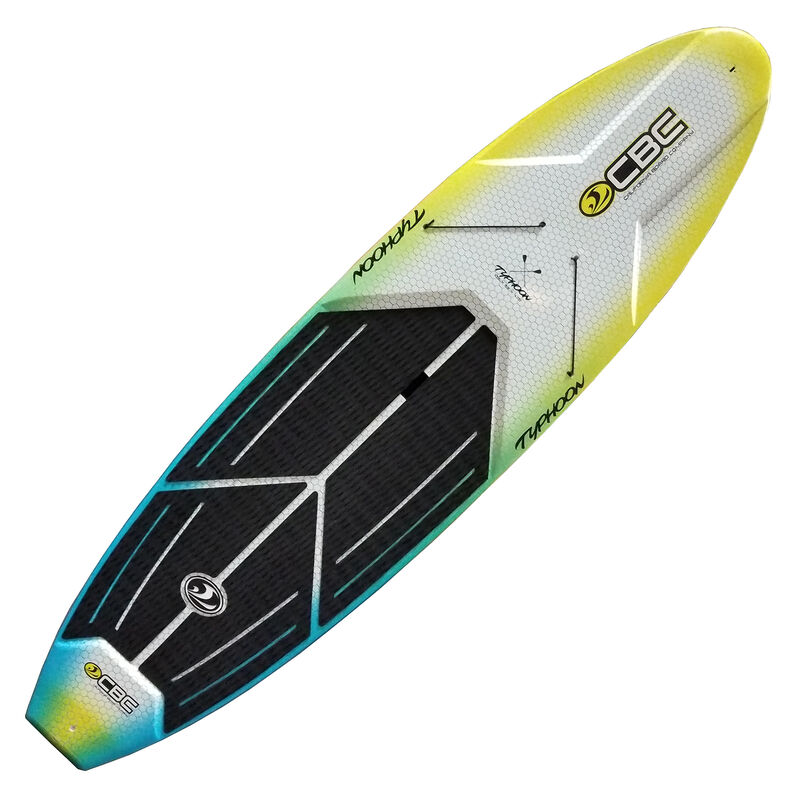 """California Board Company 10'6"""" Typhoon Stand-Up Paddleboard image number 1"""