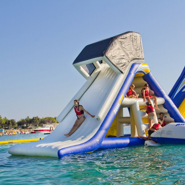 Aquaglide Freefall Supreme Water Slide