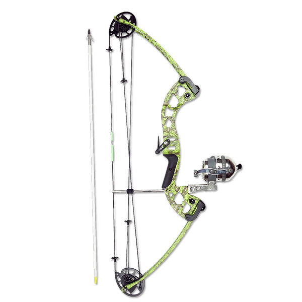Muzzy Bowfishing Vice Bowfishing Kit, Left Hand