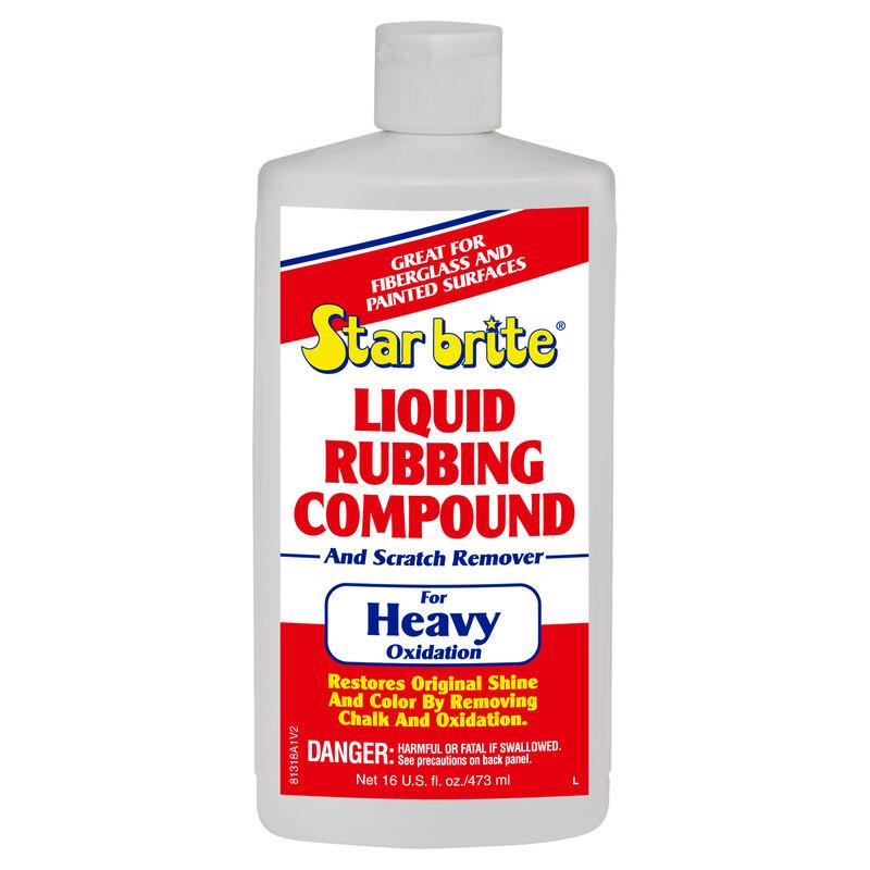 Star Brite Liquid Rubbing Compound, 16 oz. image number 1