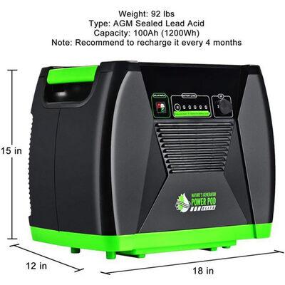 Nature's Generator Elite Power Pod