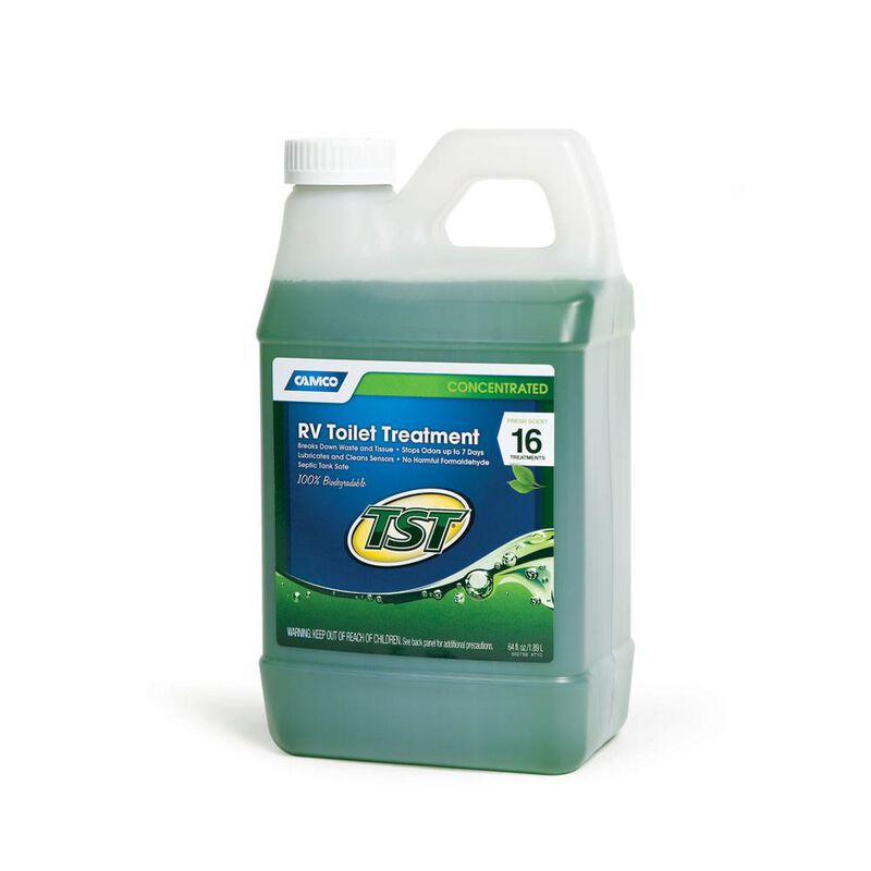 TST Holding Tank Chemicals, Green 64 oz. image number 1