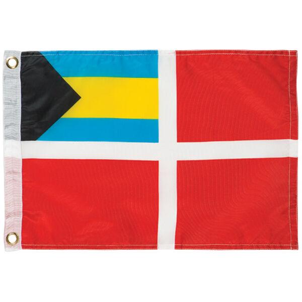 Bahama Boat Flag