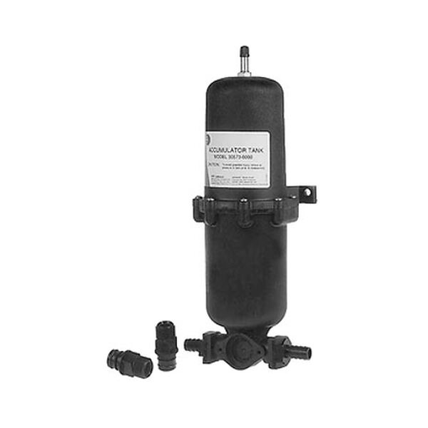 Jabsco Pressurized Accumulator Tank With Diaphragm