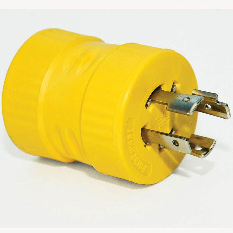ParkPower RV Generator Adapter, Male 4-Prong image number 1
