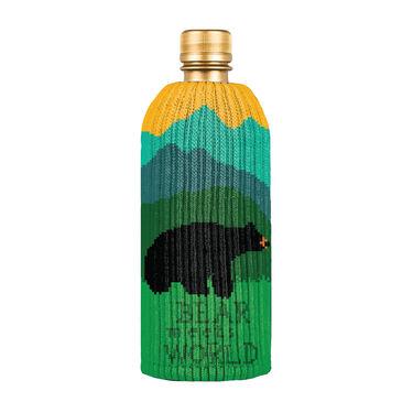 Freaker Bear Meets World Beverage Insulator