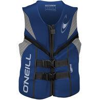 O'Neill Men's Reactor Life Jacket - Pacific Blue - S