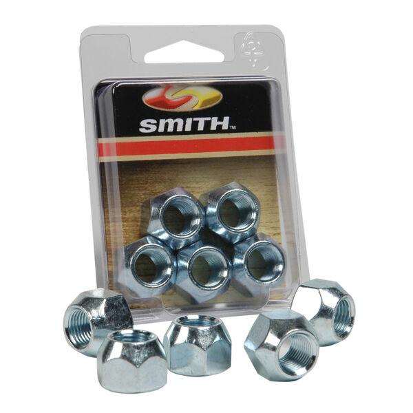 Trailer Wheel Lug Nuts, 5-pack