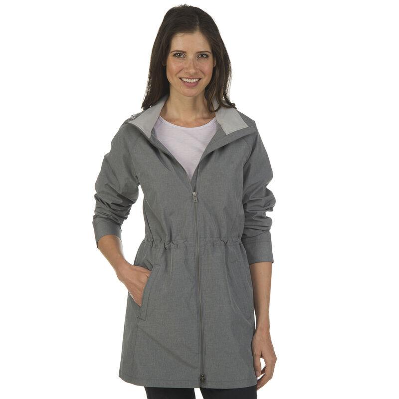 Ultimate Terrain Women's Runabout II Rain Jacket image number 1
