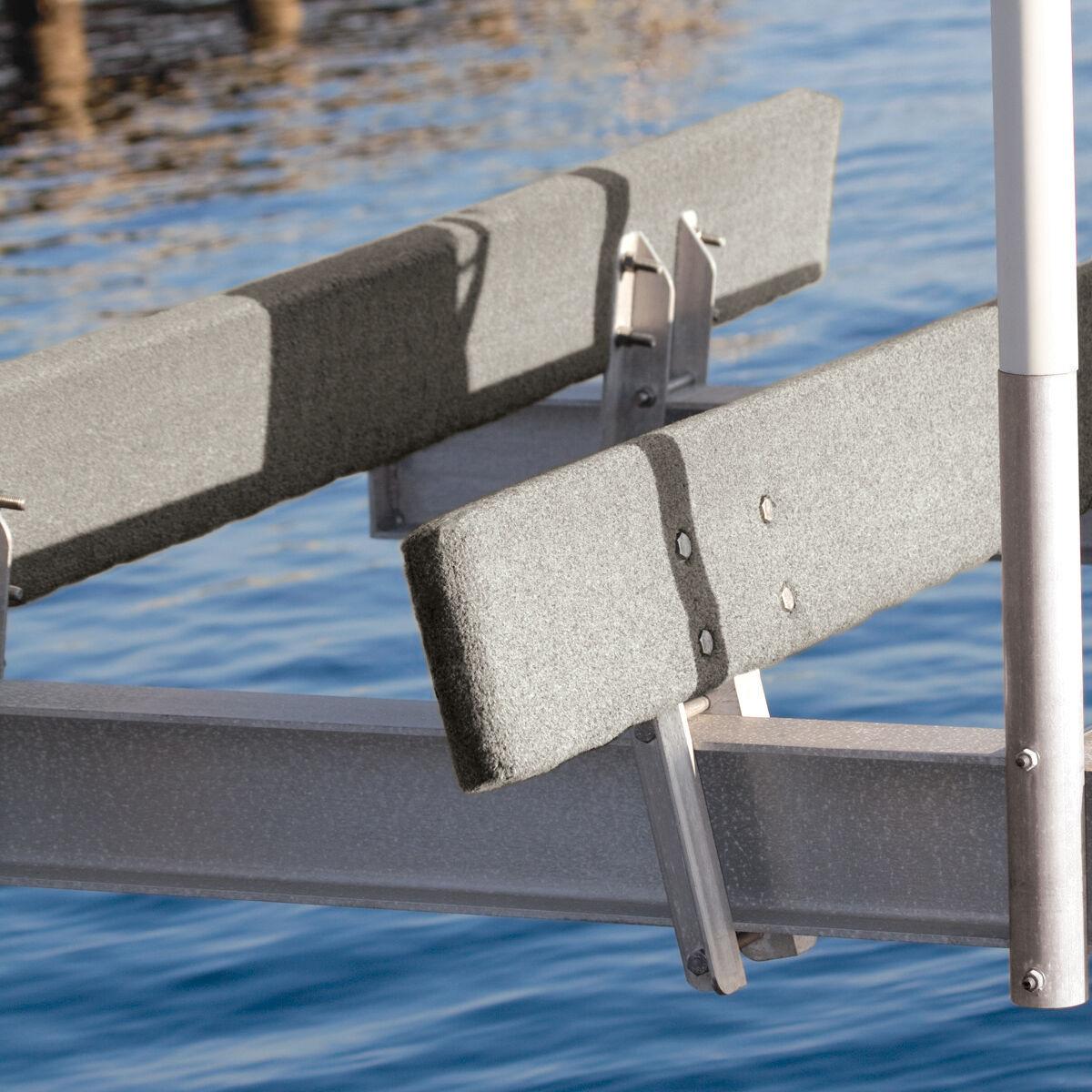Dock Post AUGER 6-PACK for Dock Pier Boat Lift Sand Anchor Parts