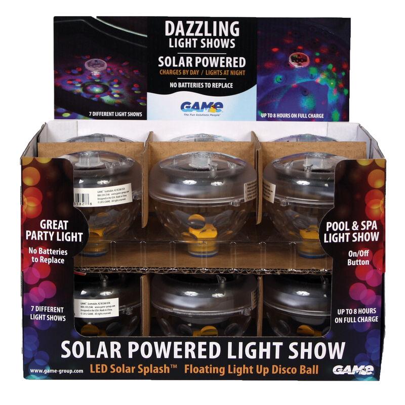 Game Solar Splash Light Show image number 2