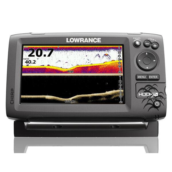 Lowrance HOOK-7x CHIRP DSI Fishfinder